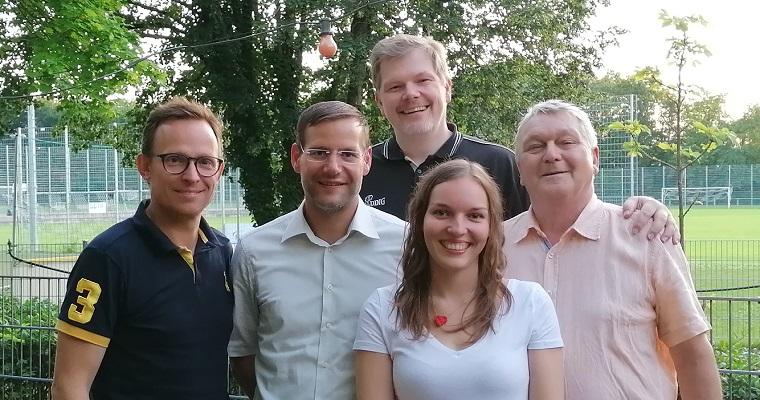 Neuer Vorstand des TSV Solln