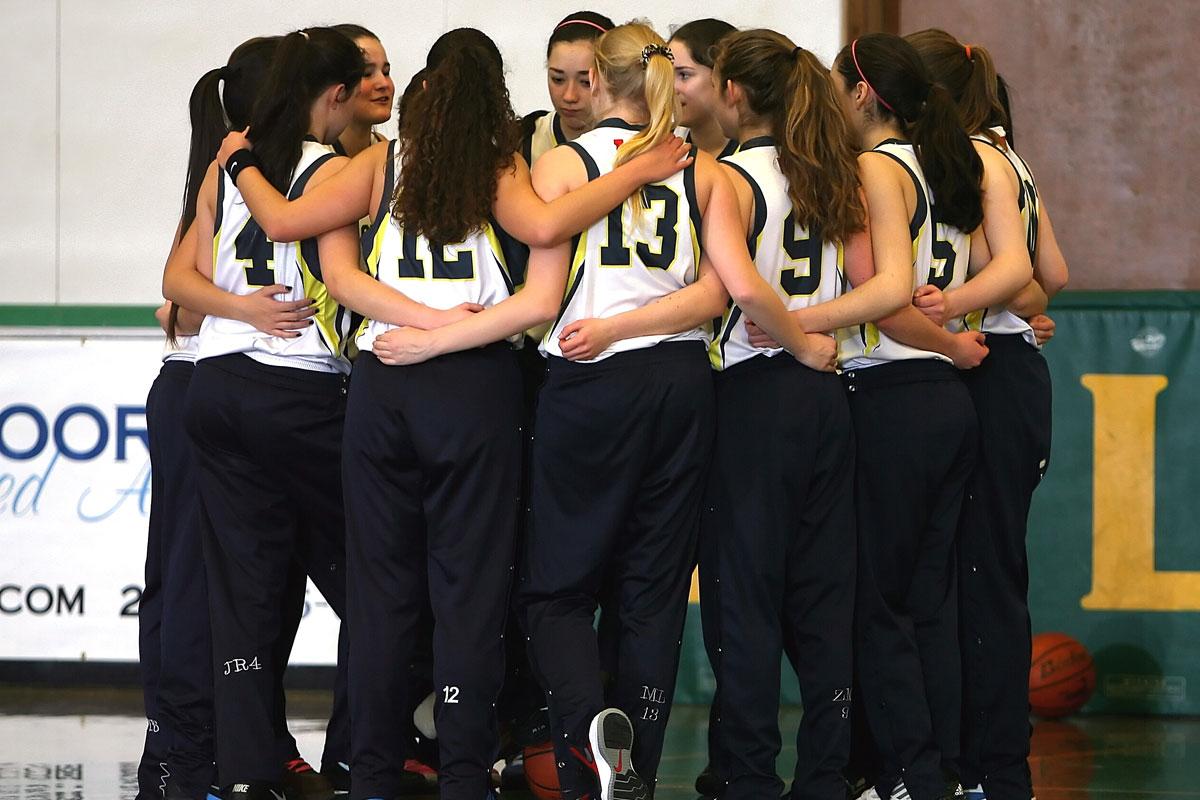 TSV Solln Basketball u18 weiblich Team