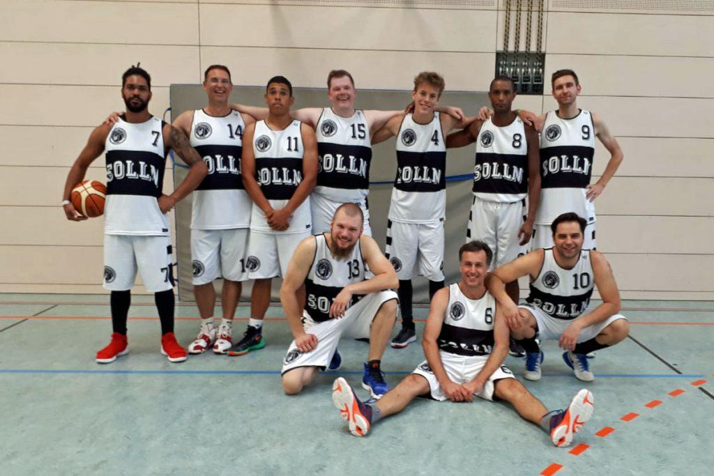 TSV Solln Basketball Herren Team