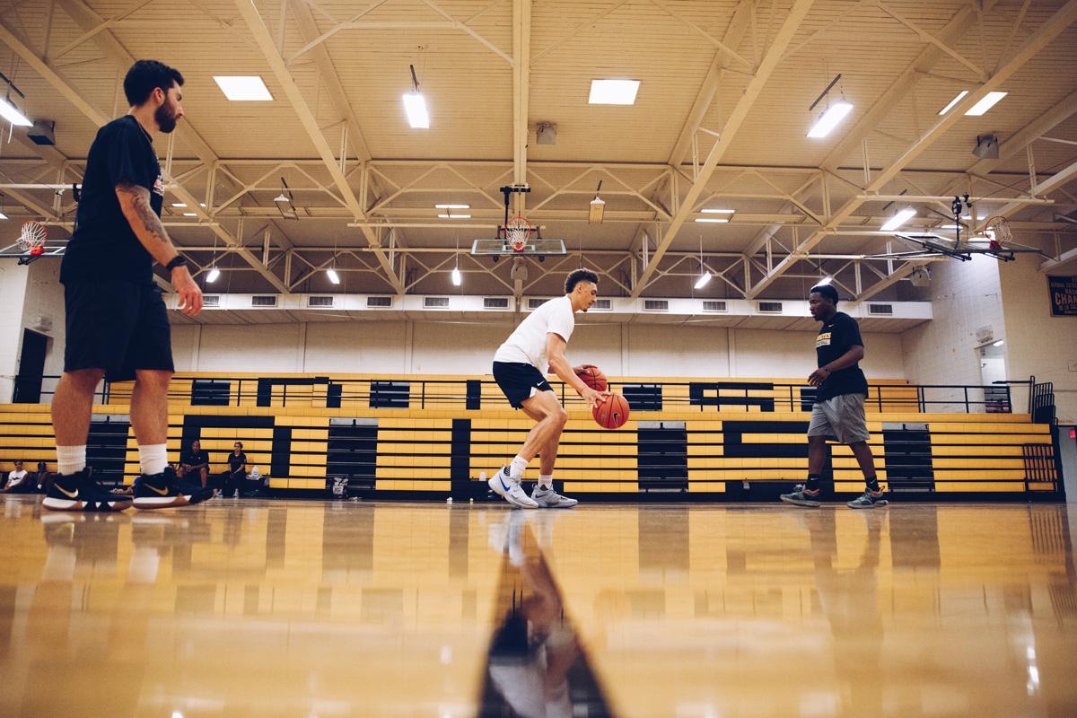 TSV Solln Basketball Training