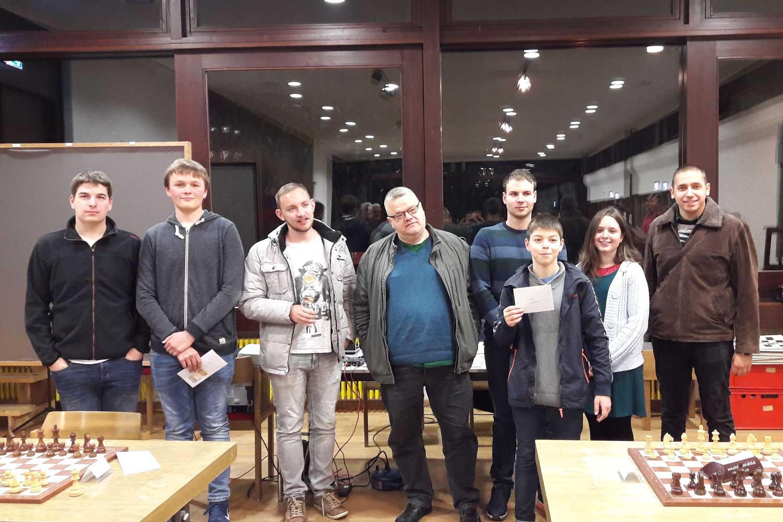 TSV Solln Schach Newsbild