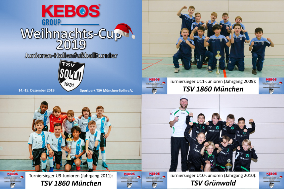 KEBOS Cup Winter 2019 Ergebnise