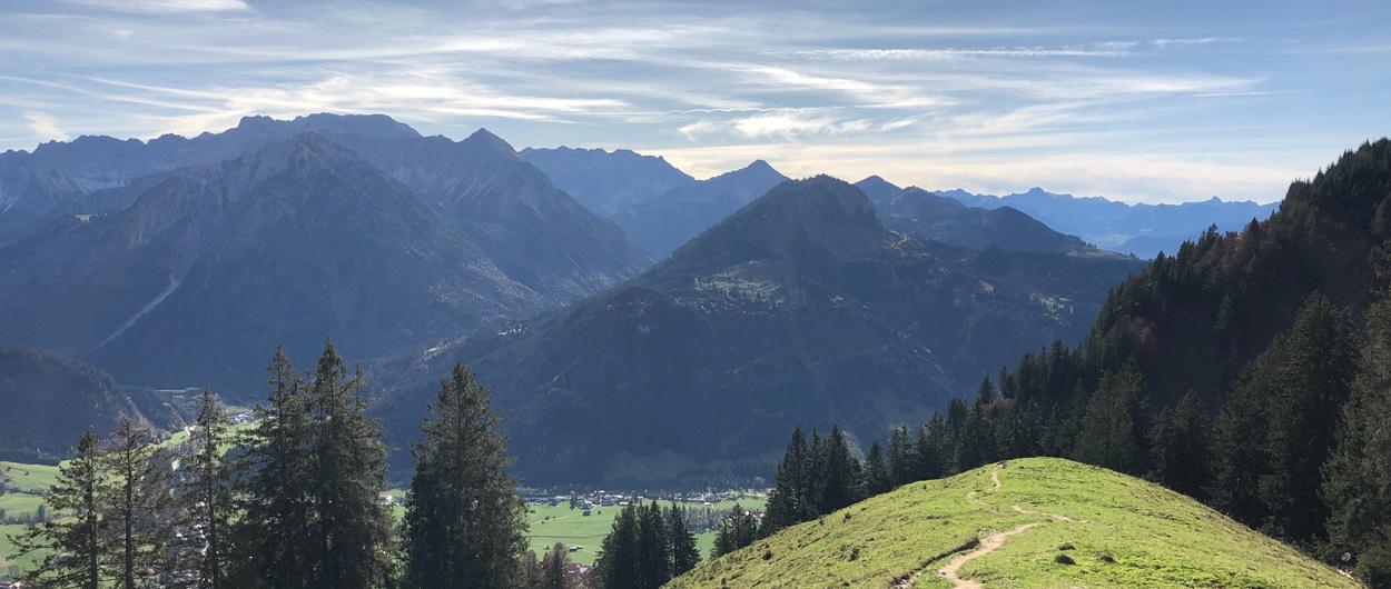 Ski und Berg