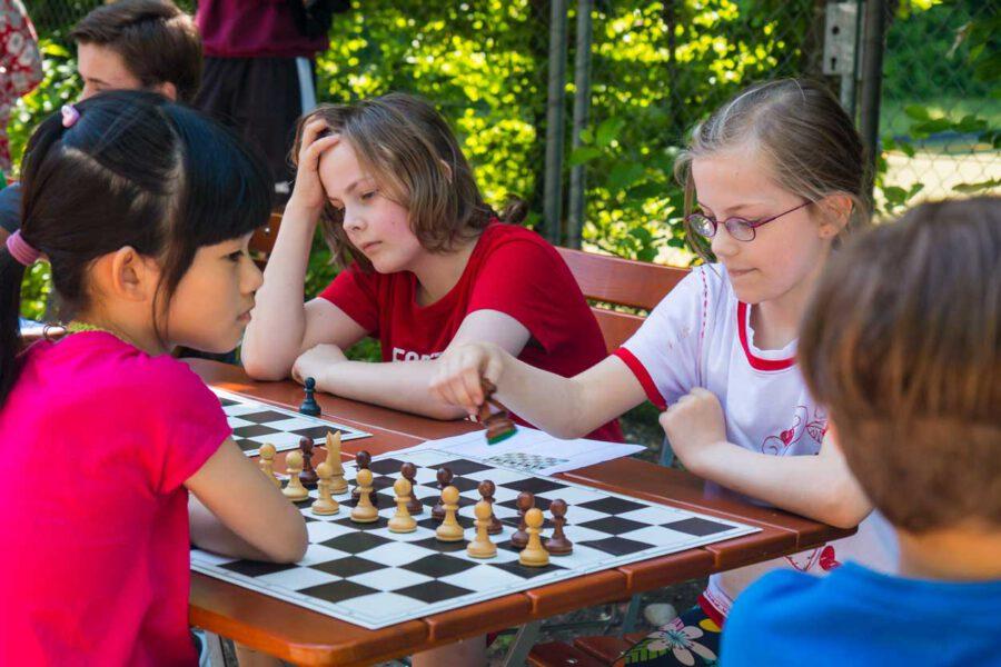 Schachbasketball