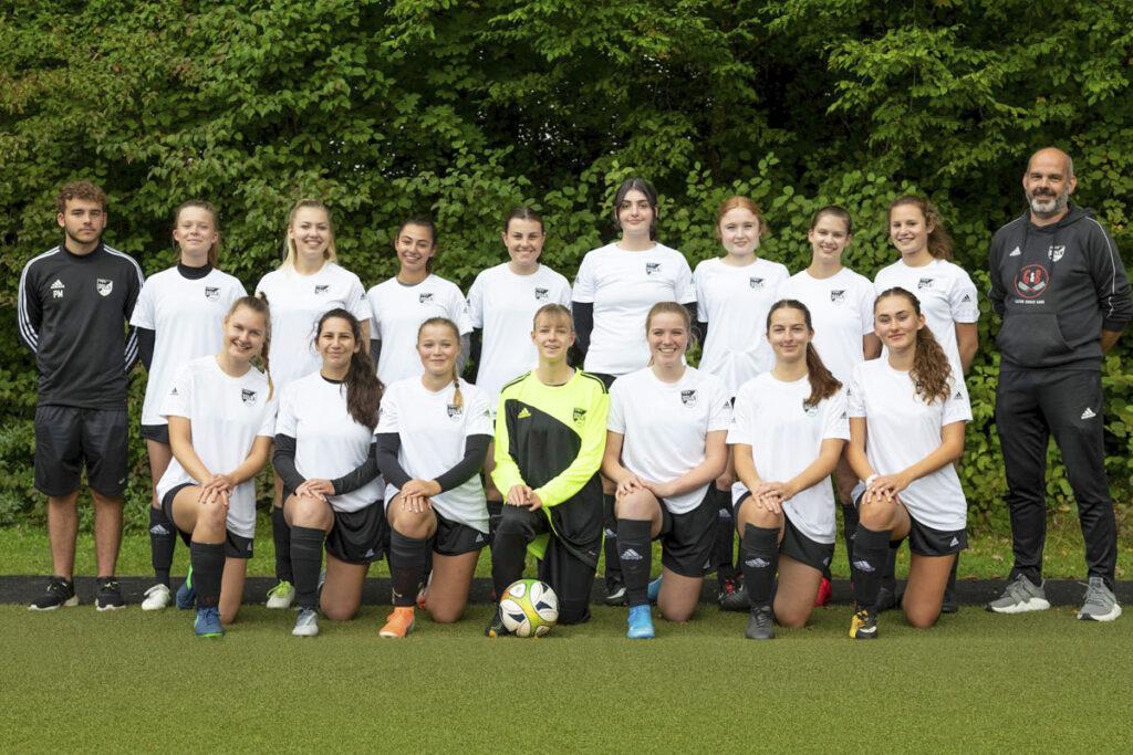 Fussball Damen 2 TSV Solln