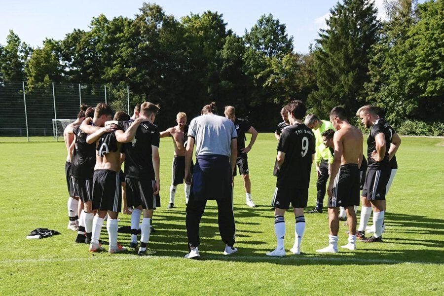 TSV Solln vs Hartmannshofen